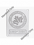 GBA - Certified LEED Residential Plaque Award