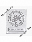 GBA - Gold LEED Residential Plaque Award