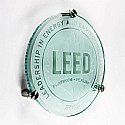 LEED Halo Plaque Award