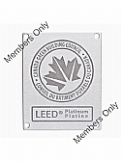 GBA - Platinum LEED Residential Plaque Award