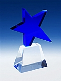 Rising Star - Blue Award