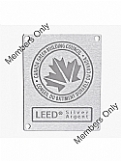 GBA - Silver LEED Residential Plaque Award
