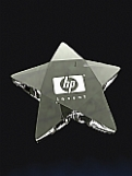Star Paperweight Award