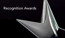 Crystal Recognition Awards, Glass Recognition Awards & Green Awards