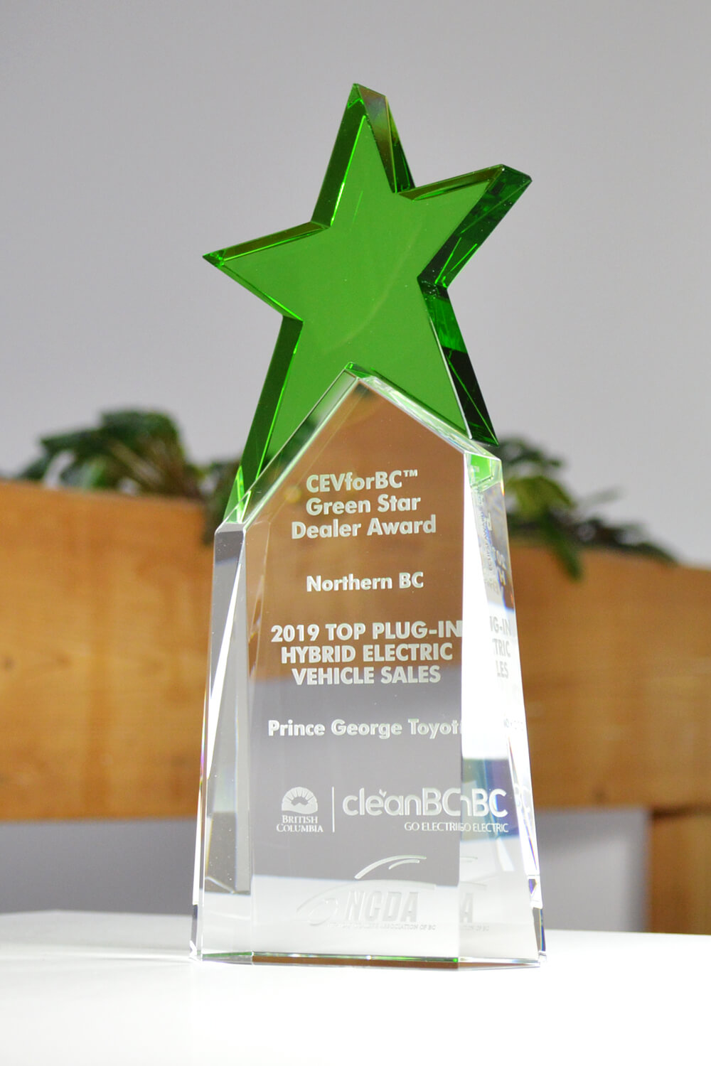 crystal-star-trophy-customized-corporate-award-canada