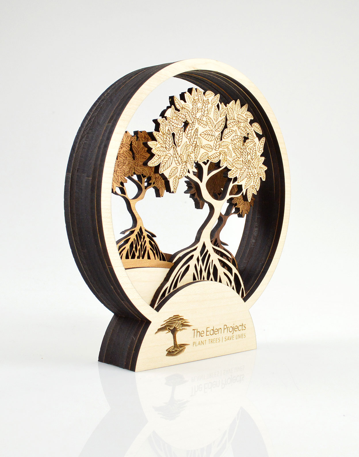 custom-award_sunwood_laser-engraved_eco-friendly_non-profit_recognition-trophy_wood-sculpture_canada