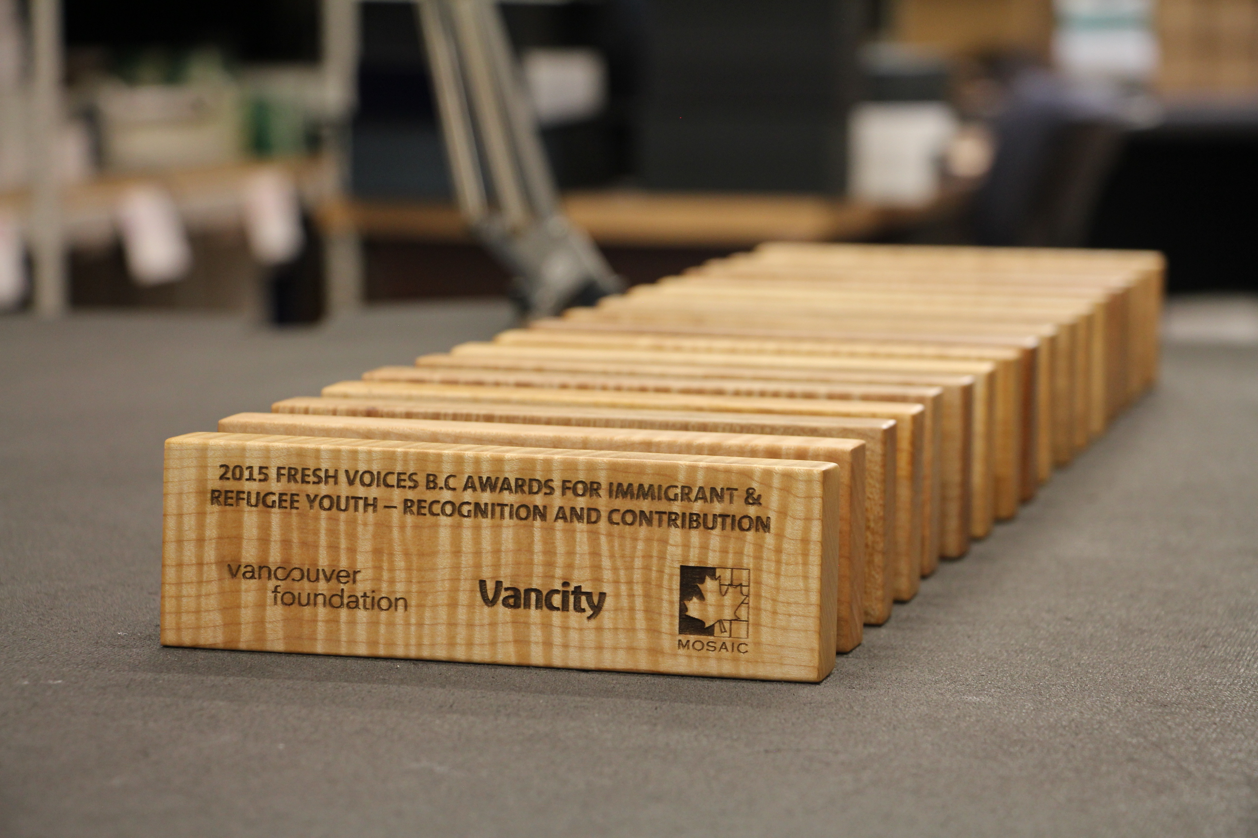 custom-award_sustainable_laser-engraved_salvaged-wood_corporate_recognition-award_vancouver