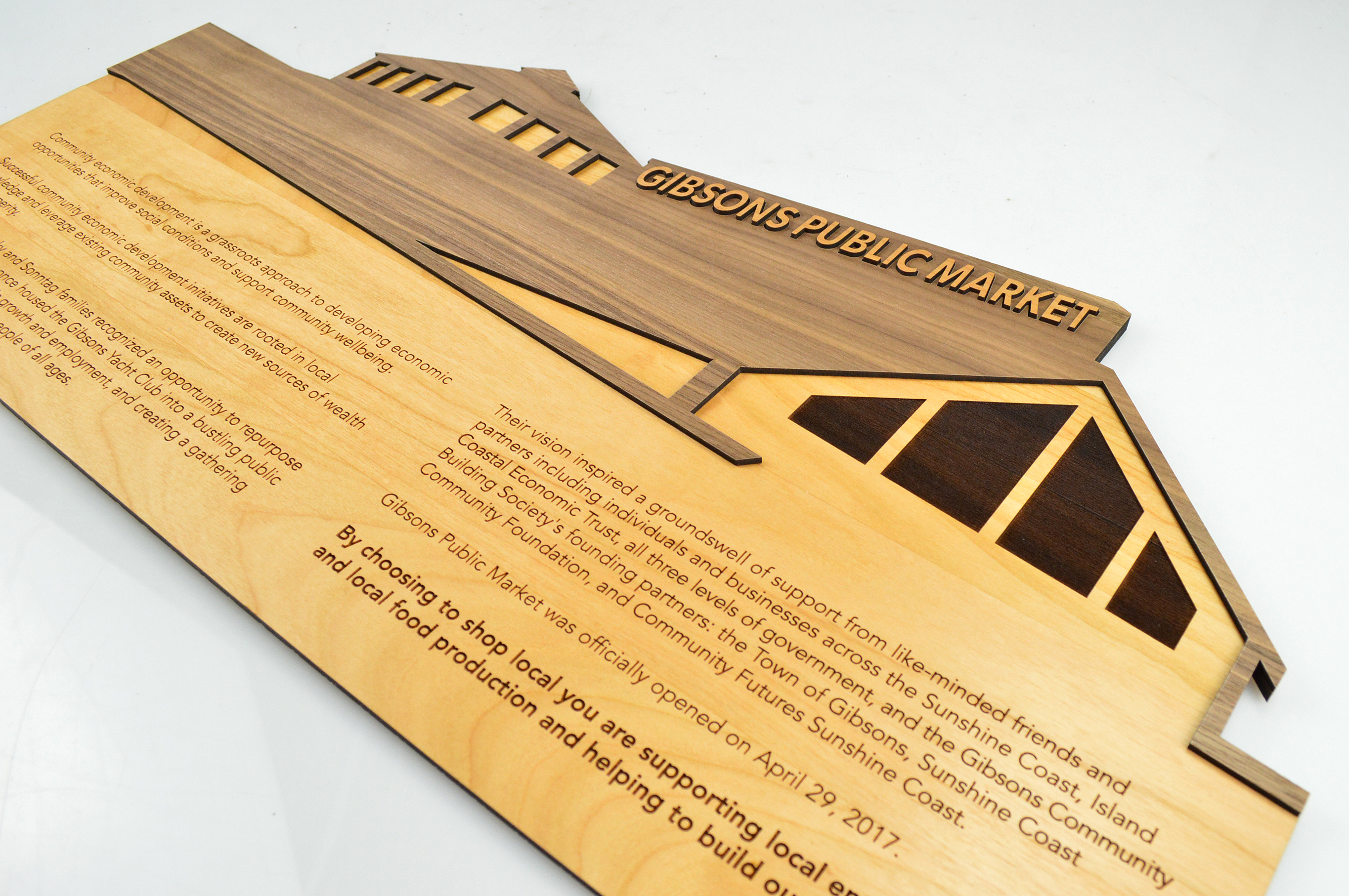 custom-award_sustainable_laser-engraved_sunwood_custom-sign_eco-friendly_nonprofit_wall-plaque_british-columbia
