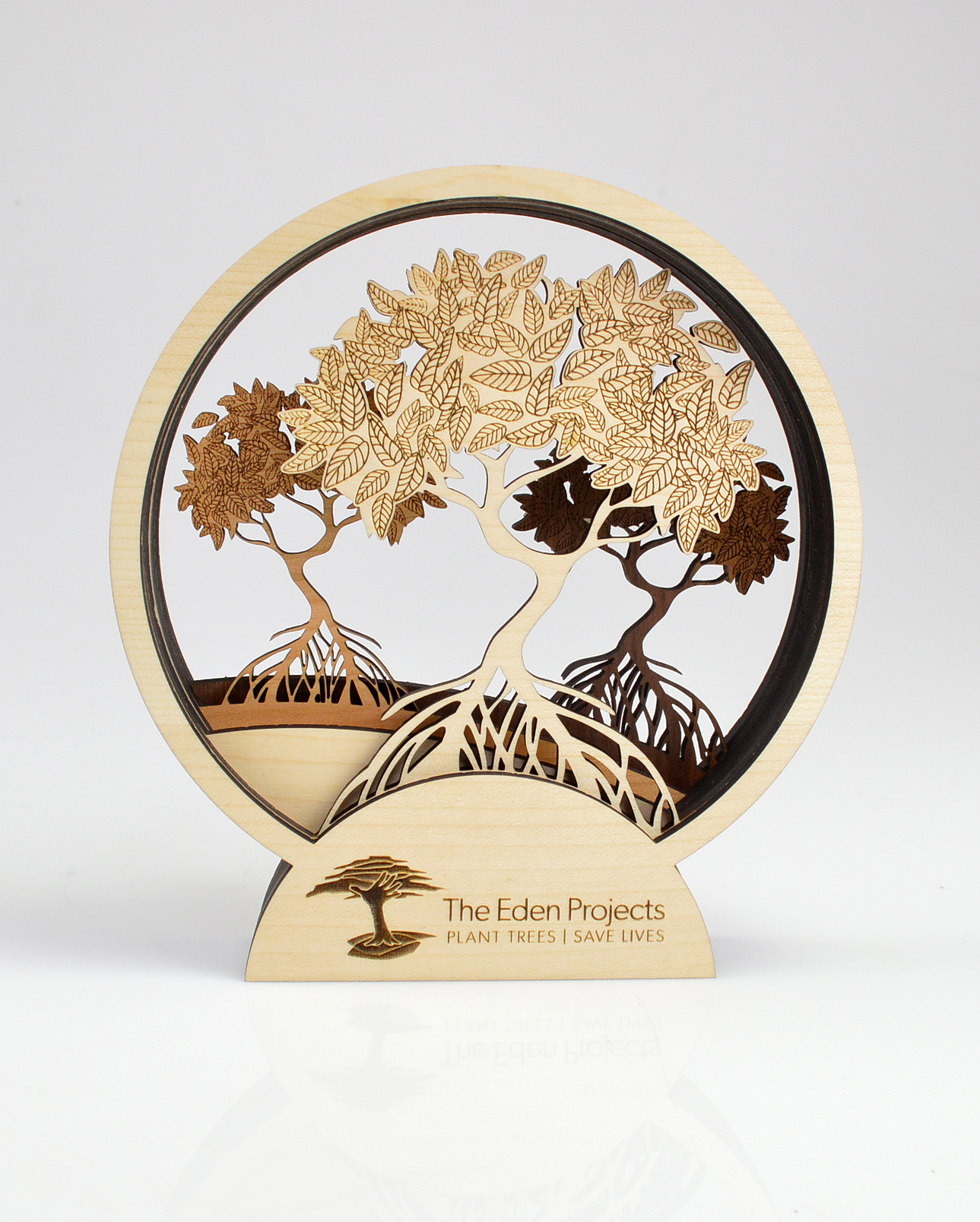custom-award_wood-sculpture_laser-engraved_eco-friendly_non-profit_recognition-award_canada