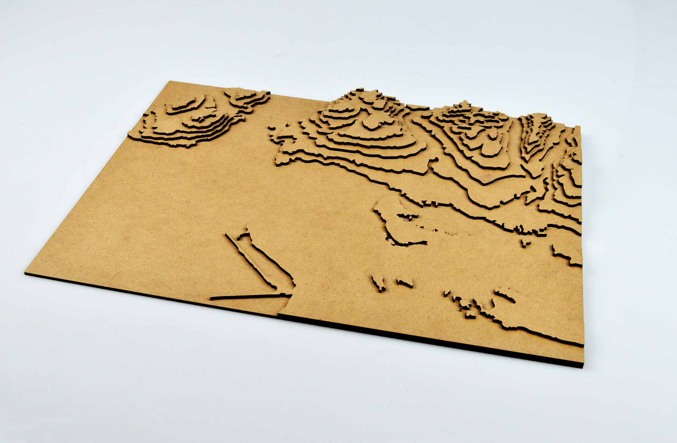 custom-awards_topographic-map_customized_eco-friendly_charity-gift_trophy_vancouver