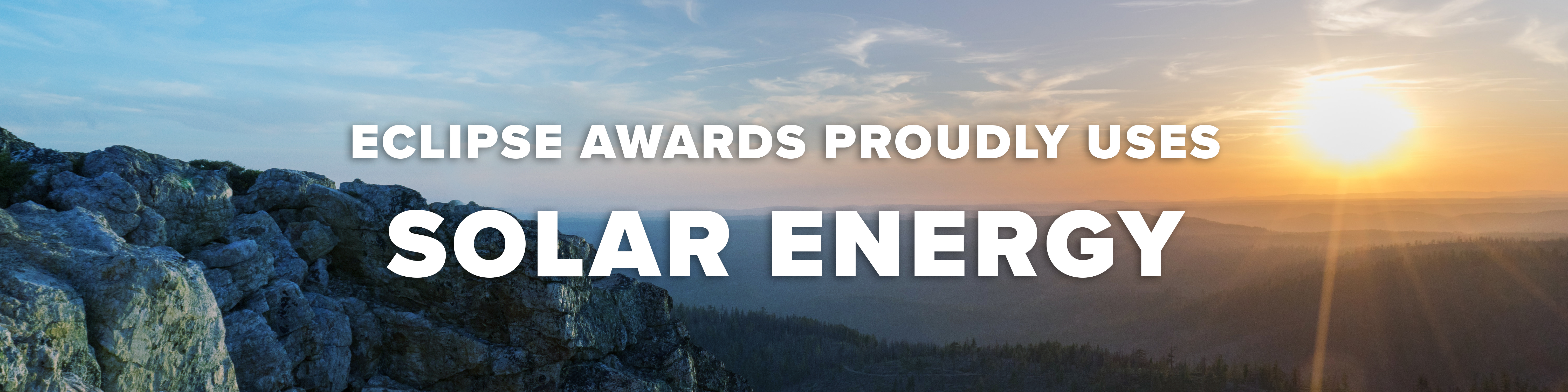Eclipse Awards: Powered by Solar Energy