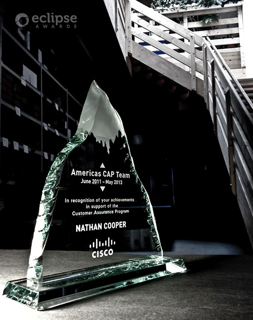 classic-mountain-crystal_employee-award_personalized-etched-corporate-recognition-trophy_vancouver