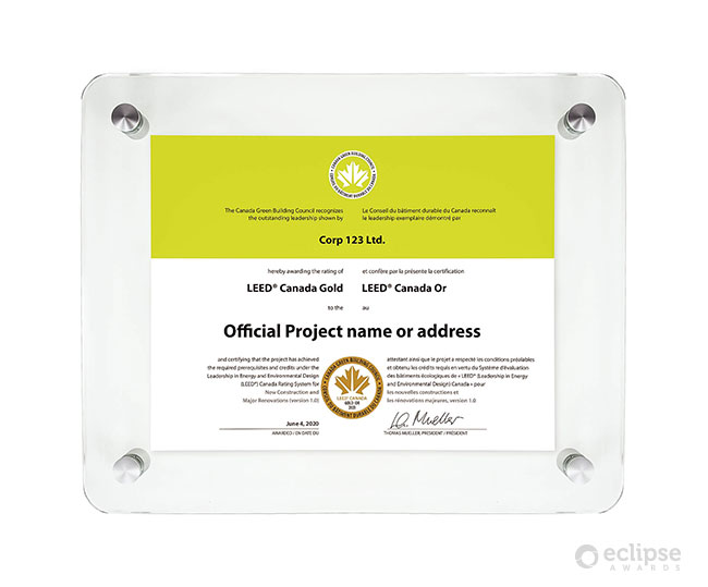 modern-customized-certificate-frame-glass-wall-plaque-corporate-recognition-canada