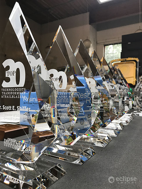 modern-personalized-sandblasted-crystal-corporate-innovation-awards-north-america-2