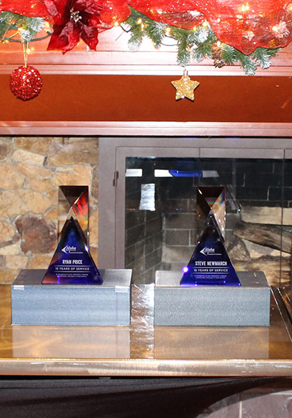 modern-unique-customized-crystal-nonprofit-trophy-north-america-2-blue-glass